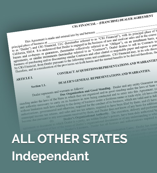 Download CA/ALL States – Independents(out of state)